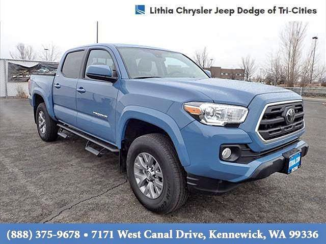 Image 2019 Toyota  tacoma SR5 Double Cab 5' Bed V6 AT