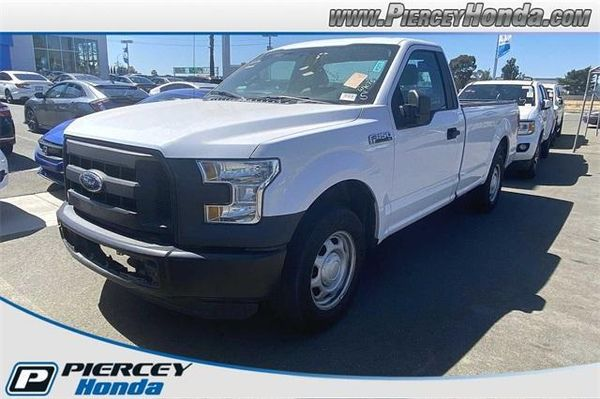 Image 2016 Ford F-150 XL