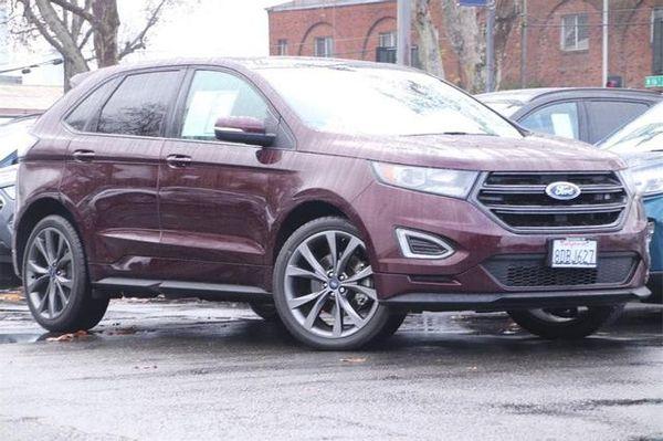 Image 2018 Ford Edge Sport