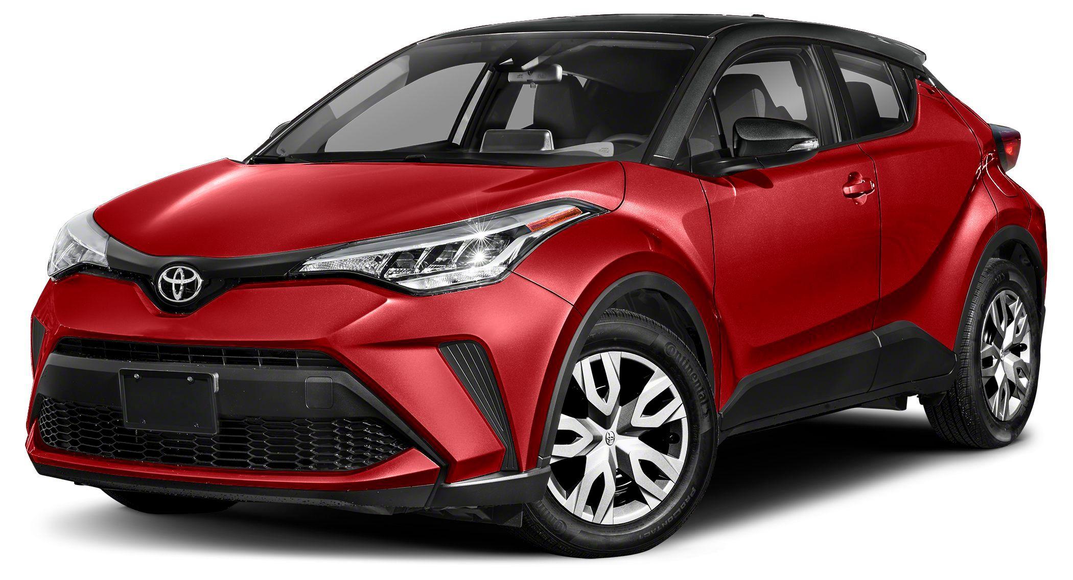 Image 2021 Toyota C-hr Nightshade