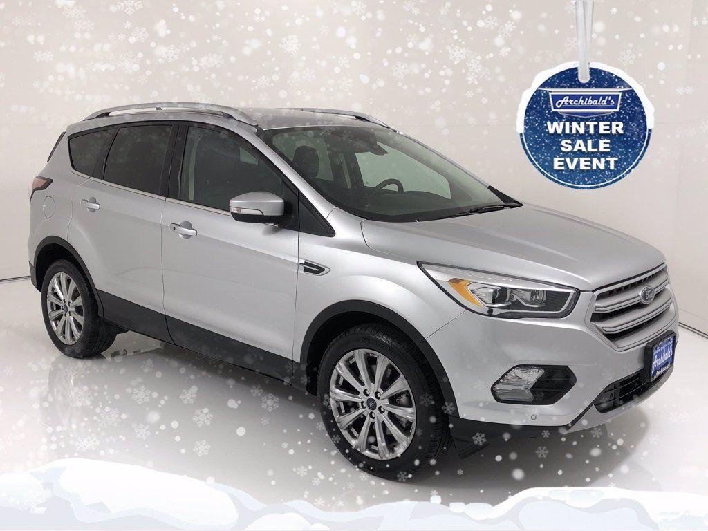Image 2018 Ford Escape Titanium