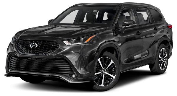 Image 2021 Toyota Highlander XSE