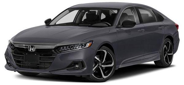 Image 2021 Honda Accord Sport SE