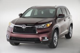 Image 2014 Toyota Highlander XLE