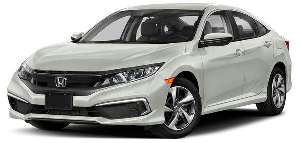 Image 2020 Honda Civic LX