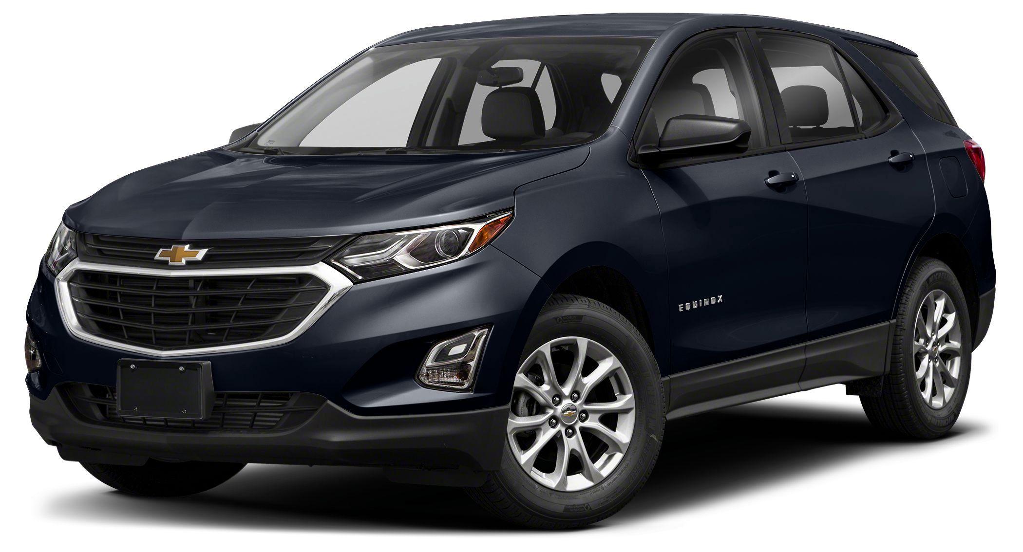 Image 2021 Chevrolet Equinox LS