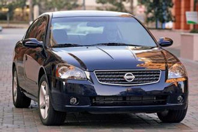 Image 2005 Nissan Altima 2.5 S