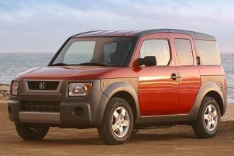 Image 2005 Honda Element EX