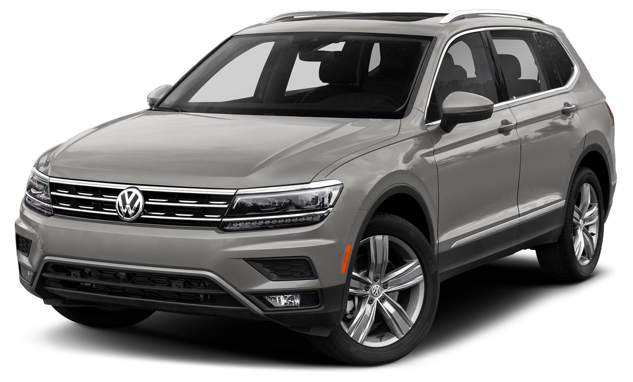 Image 2021 Volkswagen Tiguan 2.0T SEL