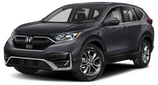 Image 2021 Honda Cr-v EX