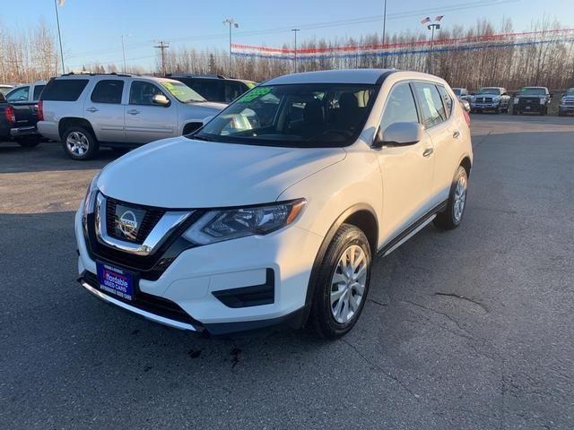 Image 2017 Nissan Rogue S