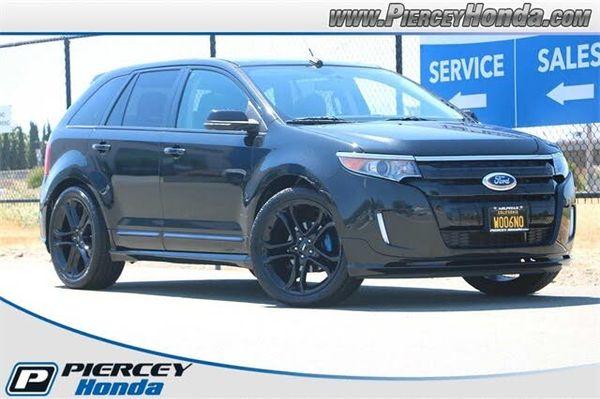 Image 2014 Ford Edge Sport