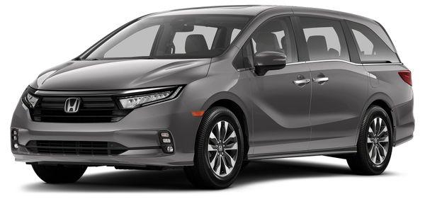 Image 2021 Honda Odyssey EX-L