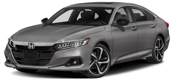 Image 2021 Honda Accord Sport 2.0T