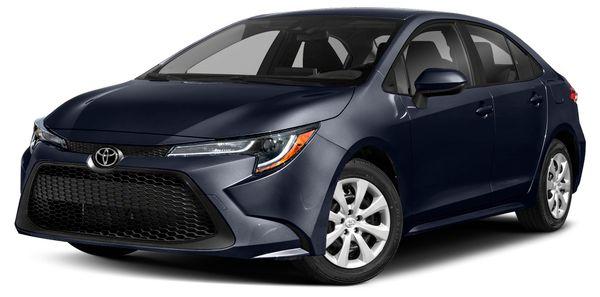 Image 2021 Toyota Corolla LE