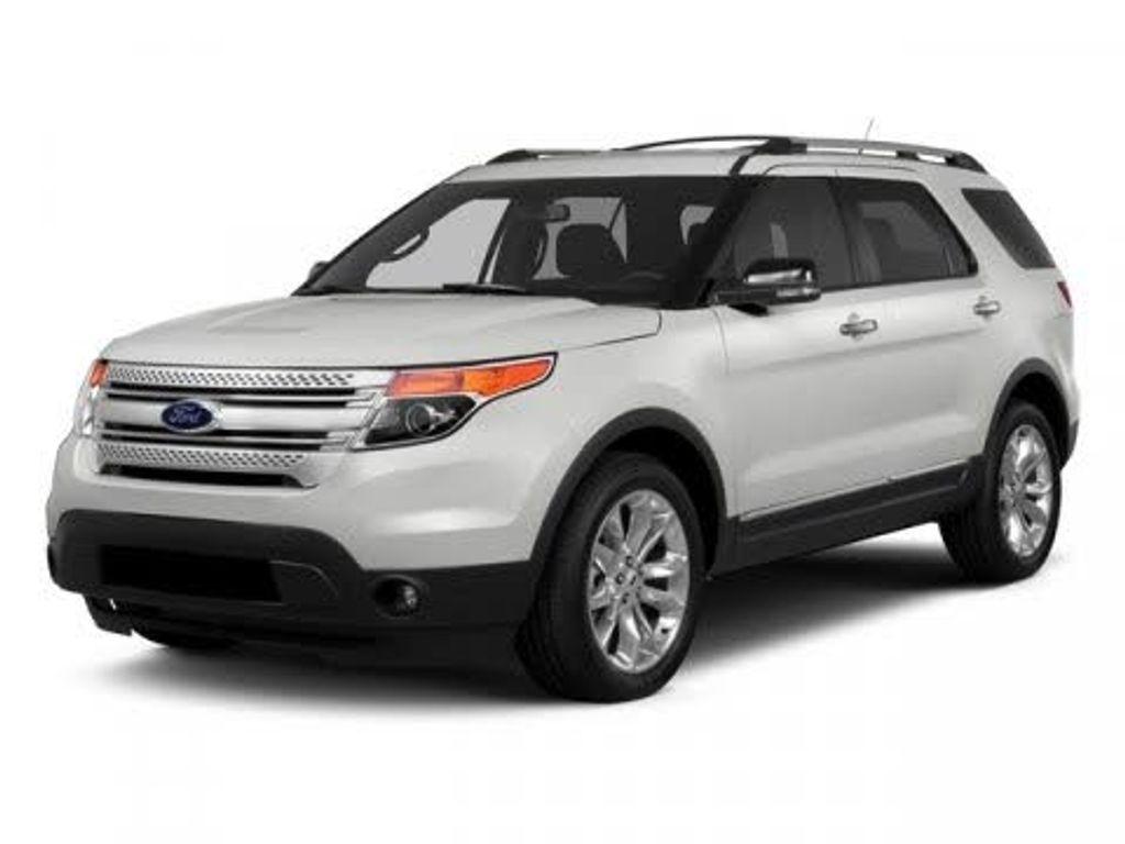 Image 2015 Ford Explorer Xlt 4wd