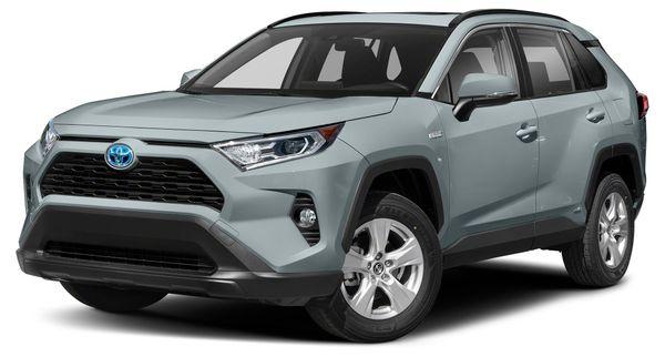 Image 2021 Toyota Rav4 hybrid XLE Premium