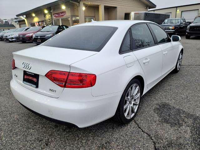 Image 2011 Audi  a4 2.0T Premium