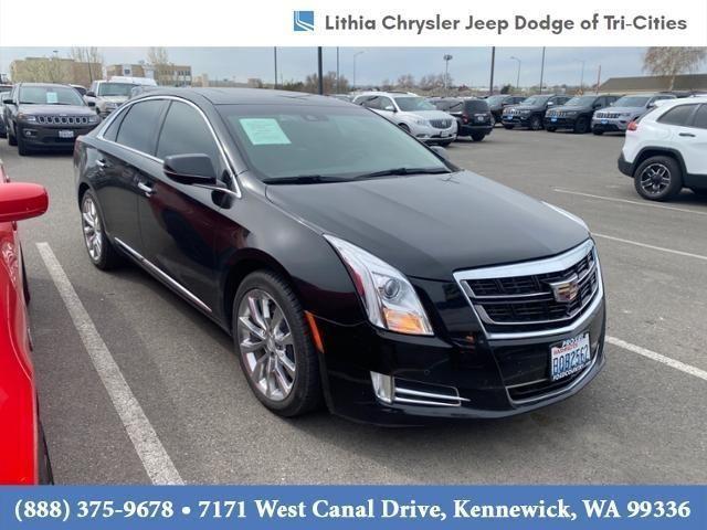 Image 2017 Cadillac Xts Premium Luxury