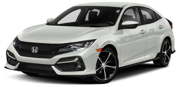 Image 2021 Honda Civic Sport