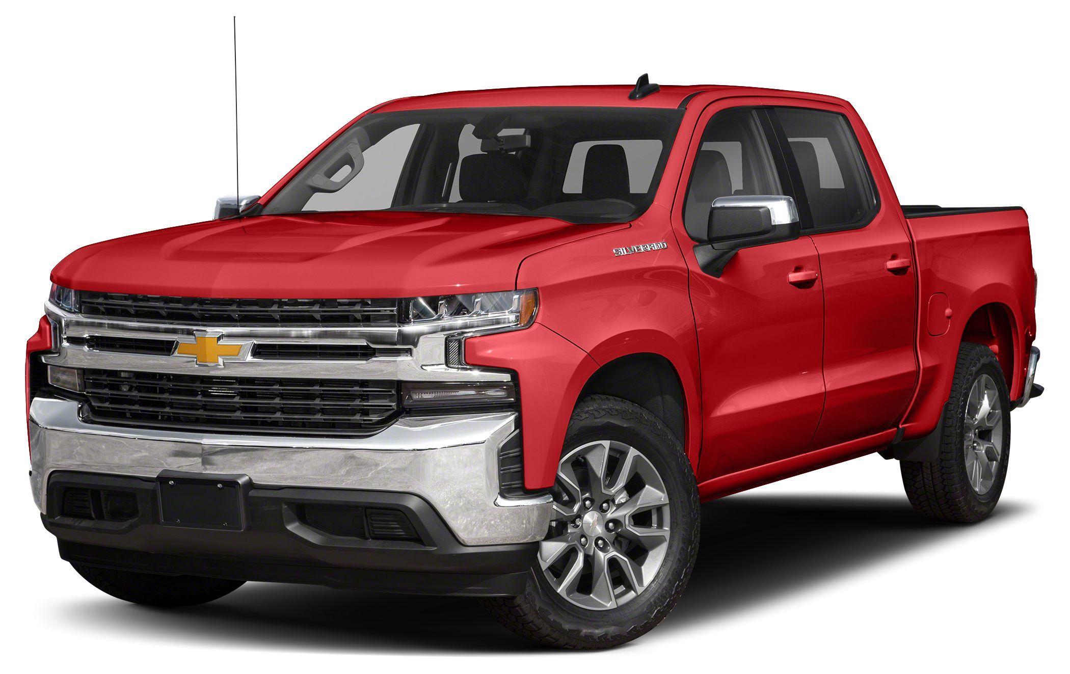 Image 2021 Chevrolet Silverado 1500 LT