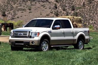 Image 2010 Ford F-150 SuperCab
