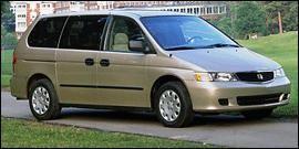 Image 2001 Honda Odyssey