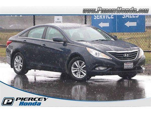 Image 2013 Hyundai  sonata GLS