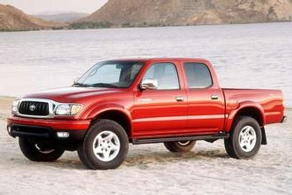 Image 2004 Toyota Tacoma PreRunner Double Cab