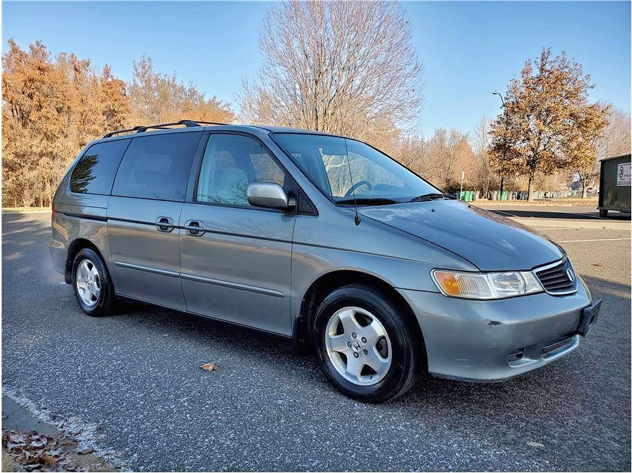 Image 2001 Honda  odyssey EX