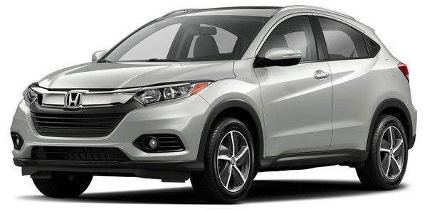 Image 2021 Honda Hr-v EX-L