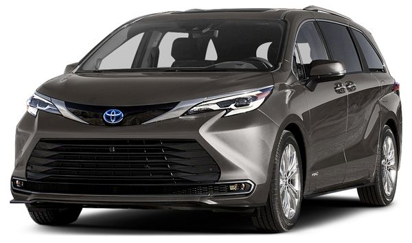 Image 2021 Toyota Sienna Limited
