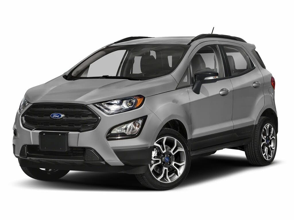 Image 2021 Ford Ecosport Ses awd
