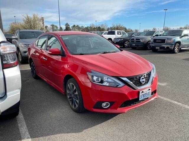 Image 2019 Nissan Sentra SR