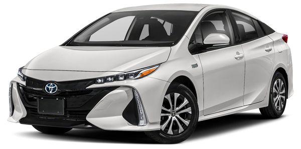 Image 2021 Toyota Prius prime XLE