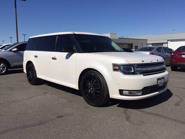 Image 2013 Ford Flex Limited w/EcoBoost