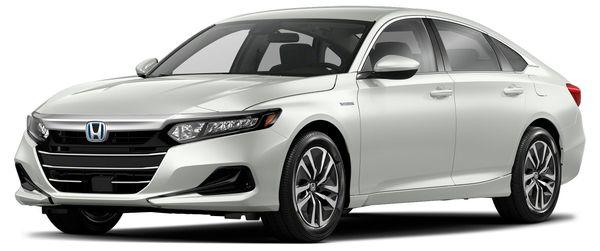 Image 2021 Honda Accord hybrid Base