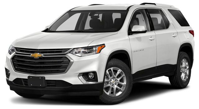 Image 2021 Chevrolet Traverse RS