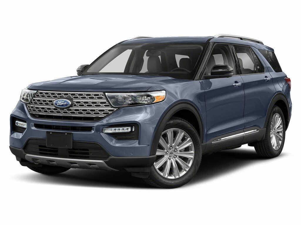 Image 2021 Ford Explorer hybrid Limited awd