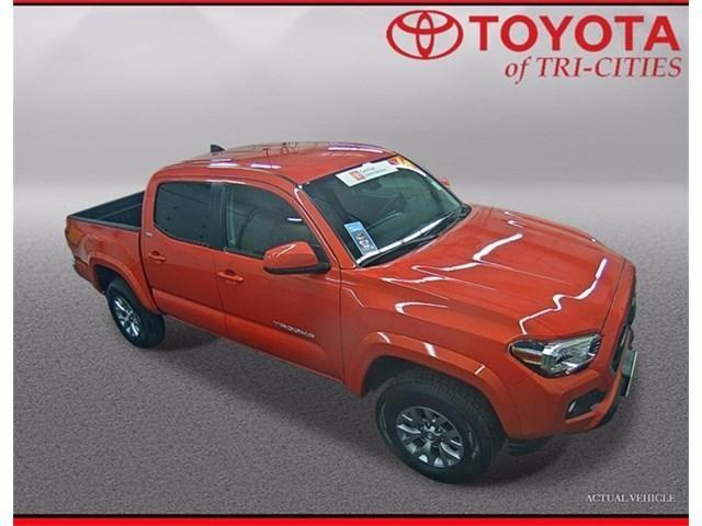 Image 2018 Toyota Tacoma 4X4 DOUBLE CAB
