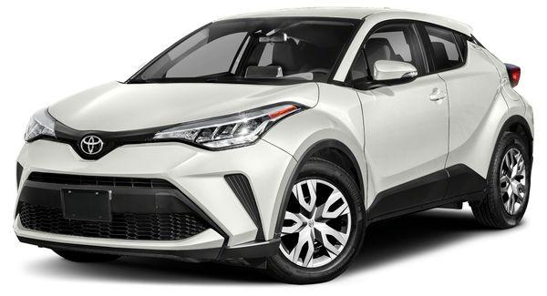Image 2021 Toyota C-hr XLE