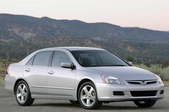 Image 2006 Honda Accord EX