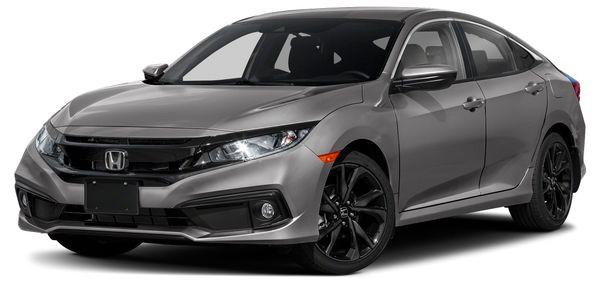 Image 2020 Honda Civic Sport