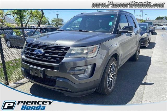 Image 2016 Ford Explorer Sport