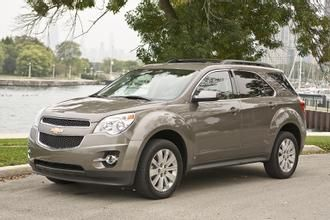Image 2011 Chevrolet Equinox LS