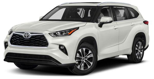 Image 2021 Toyota Highlander XLE