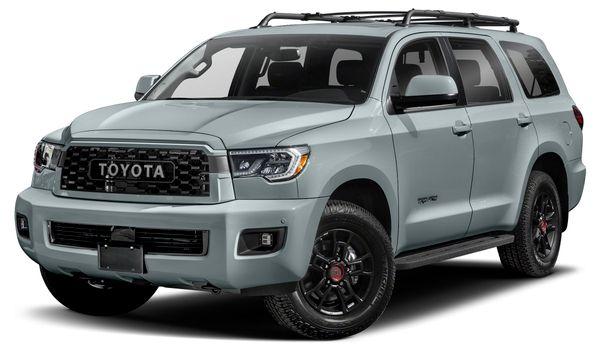 Image 2021 Toyota Sequoia TRD Pro