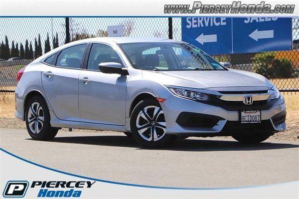 Image 2017 Honda Civic LX