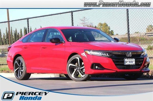 Image 2021 Honda Accord Sport fwd