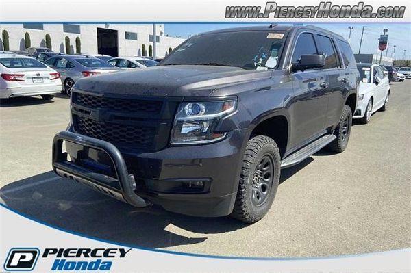 Image 2017 Chevrolet Tahoe LT